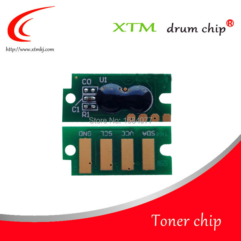 Compatible Xerox Phaser 6000 6010 6015 Toner cartridge Chip 106R01634 106R01631 106R01632 106R01633 color laserjet chip(China (Mainland))