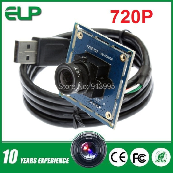 micro1.0 megapixels cctv pc board camera usb 2.0pcb  /borescope endoscope inspection snake camera ELP-USB100W03M-L36<br><br>Aliexpress