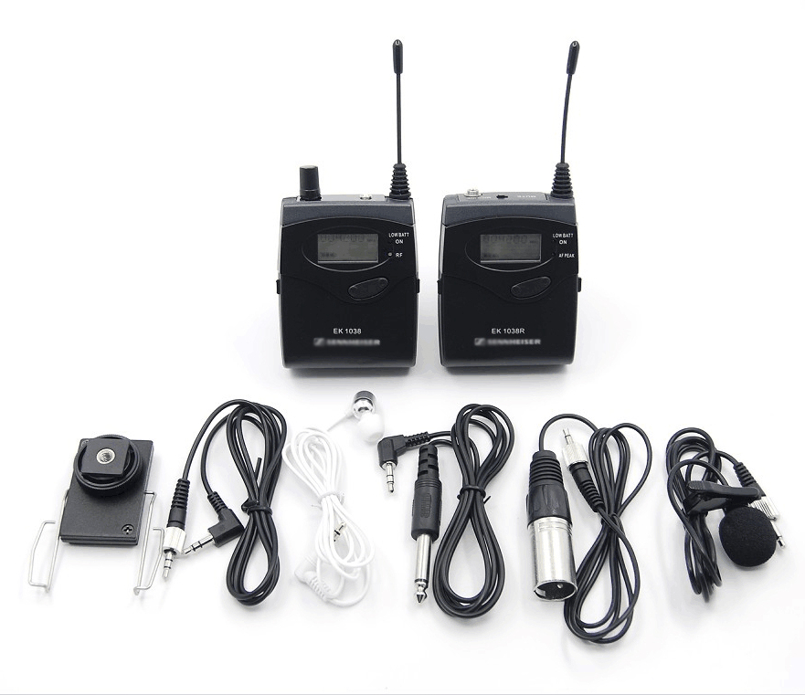 DSLR Camera Microphone EW100 EW 100-ENG G3 mini receiver with bodypack Wireless Mic for DV Video Camera Webcam Interview(China (Mainland))