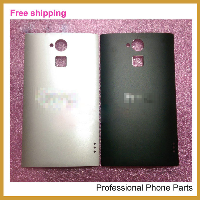 100 % Original Battery Door Back Housing Cover Case For HTC One Max T6  Battery Housing Black /Sliver  Color , Free Shipping