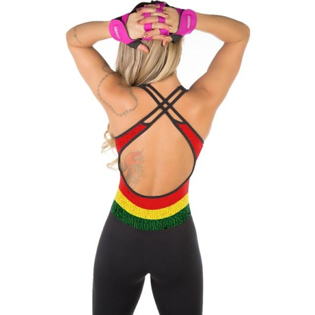 Fashion Sport Jumpsuit