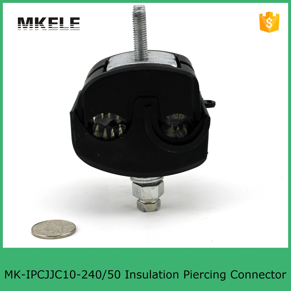 MK-IPCJJC10-240/50 insulated cable connector,ipc connector from connector manufacturers maker electric(China (Mainland))
