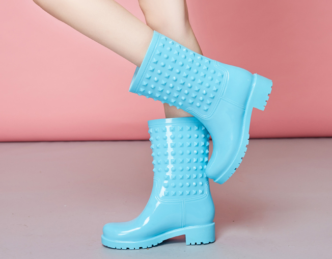 women's shoes sping autumn fall style anti-slipping rainboots footwear waterproof fashion rain boots wading boots galoshes(China (Mainland))