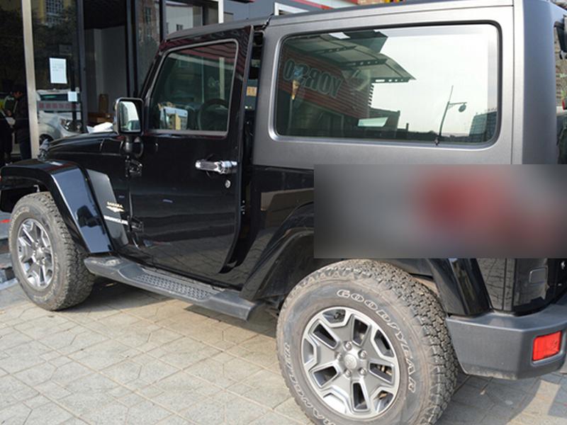 Door handle cover trims for Jeep Wrangler 2 door 2007 2008 2009 2010 2011 2012 2013 2014 2015 <br><br>Aliexpress