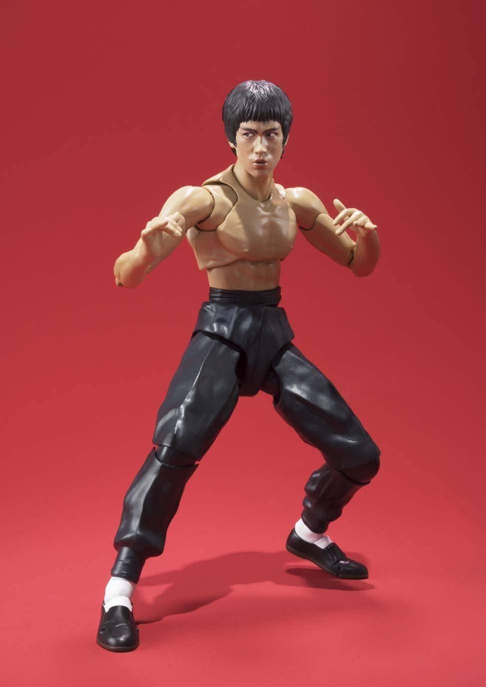 Figuarts SHF Figur Figure No Box Bruce Lee KungFu 75th Anniversary Bandai S.H