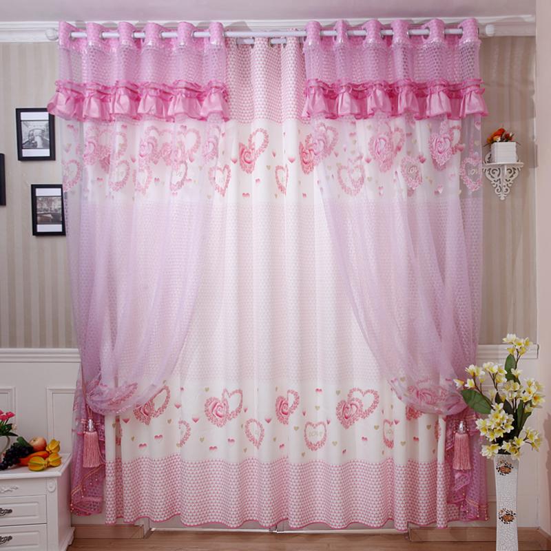 Online kopen wholesale lila slaapkamer gordijnen uit china for Romantische gordijnen