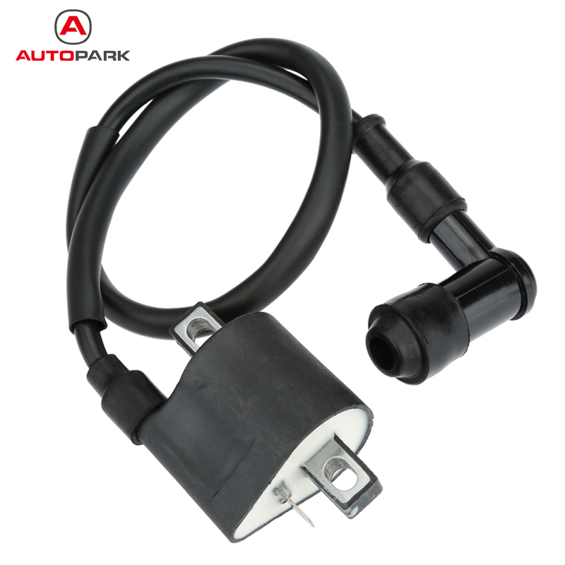 High Performance Ignition Coil 50cc 110cc for Chinese ATV Dirt Bike ATV Modification Cable(China (Mainland))