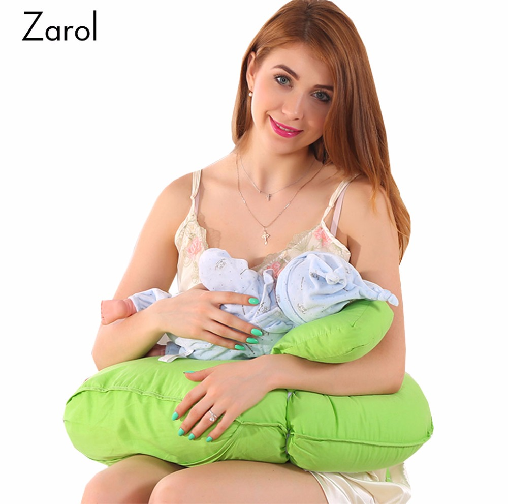 Breast Feeding Pillow Infant Baby Learn to Sit Pillow Comfortable Nursing Pillows Breastfeeding Mummy Waist Support Cushion(China (Mainland))
