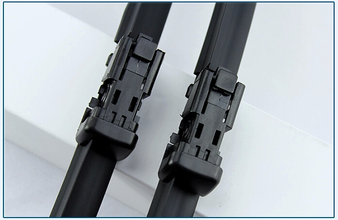Car wiper blade Ford Focus 2011+models,car accessories, rubber blade, Bracketless windscreen blades,2pcs,28 inch+28 inch - Connection of the sea store
