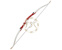 Special supply recurve bows archery 26lbs red Aluminium magnesium alloy Bow riser laminated bows and arrows