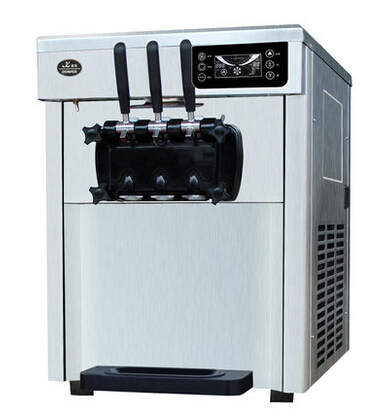 18 22l h commercial ice cream machine 1 6l 2 ice cream for Ice makers for sale