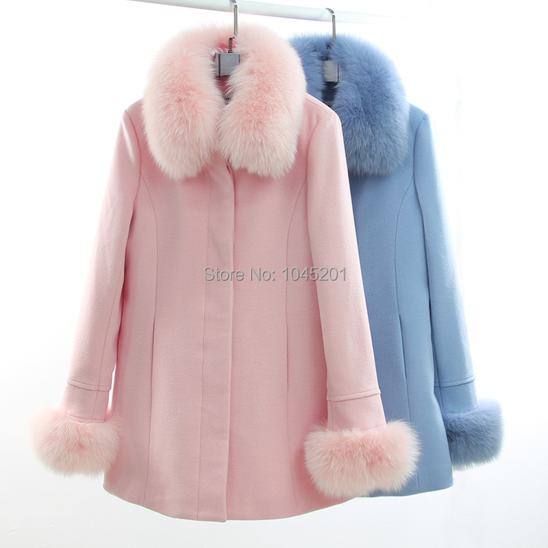Online Buy Wholesale light pink coat woman from China light pink ...