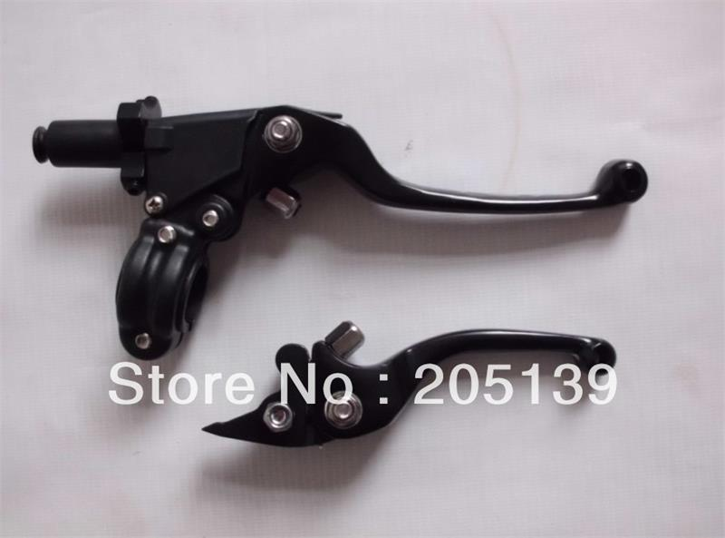 motorcycle Motorbike Dirt Pit bike Parts Clutch brake handle FOR honda xr50 crf 50 crf 70 klx110 TTR110 klx110(China (Mainland))