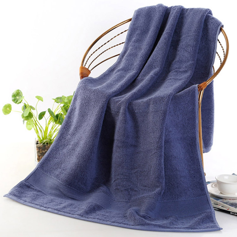 Luxury hotel spa towel 100 genuine cotton brand towels for Home spa brand towels