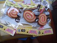 30pcs/lots 5cm  Aoyama Tokyo sponge squishy