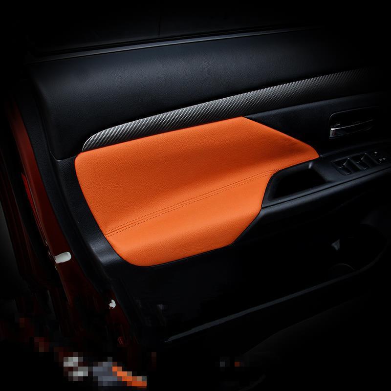 Free shipping Car interior armrest decoration Holsters for MITSUBISHI outlander 2013 2014 2015