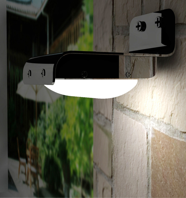 Contemporary Outdoor Pir Lights modern Modern Exterior Motion