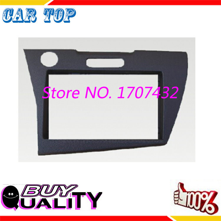 2 Din Car Radio Frame,Installation Kits,Facia Plate,DVD Panel Kit,StereoFrame,Fascia Honda CRZ(Left Hand)