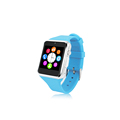 2015 New Bluetooth A2 Smart Watch Silicone Wristwatch Unisex for iPhone for Samsung Xiaomi HTC LG