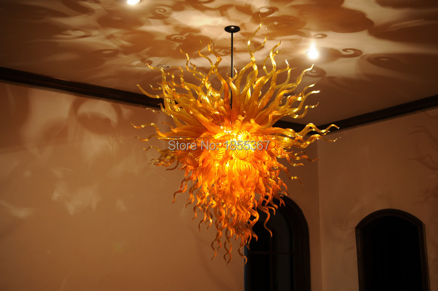 Free Shipping Unusual Glass Design Wholesale Modern Crystal Chandelier Lamp(China (Mainland))