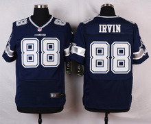 Dallas Cowboys #20 Darren McFadden Elite White and Navy Blue Team Color High quality free shipping(China (Mainland))