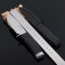 BUCK 009 Fixed Blade Knife Stainless Steel Knife For Home Camping Climbing Hiking Outdoor Survival Tool Hardness 58Hrc(China (Mainland))