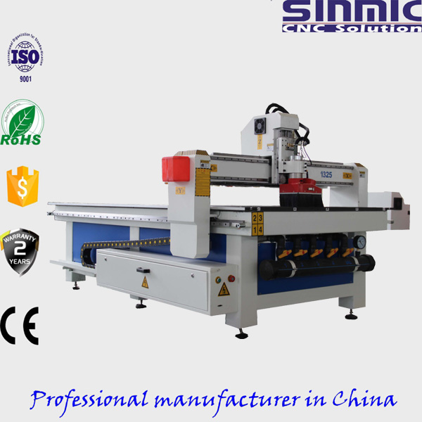 Best selling!!! DSP control stepper motors woodworking cnc cutting machine with high configuration(China (Mainland))