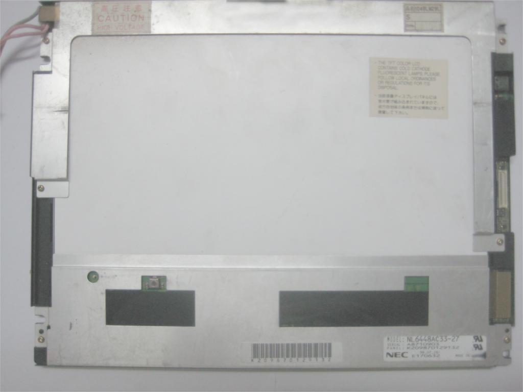 10.4-inch   NL6448AC33-27  LCD screen