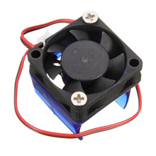 Brand New Arrival High Quality 3D Printer Accessories E3D V5 V6 Brushless DC Fan Cooler With