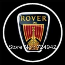 2 шт. Cree из светодиодов 5 W добро пожаловать лёгкие для Rover лазер 3D призрак тень Logo лёгкие