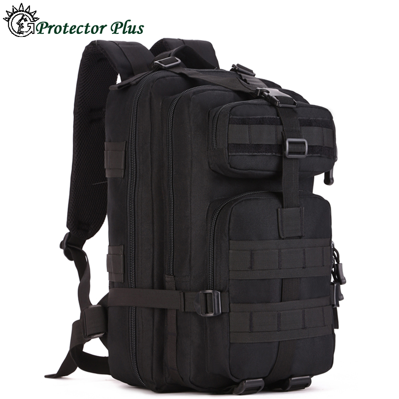 40L Camping Bags Men Outdoor Waterproof Molle Rucksack Military 3P Tad Tactical Backpack Women Big Assault Travel Bag Packsack