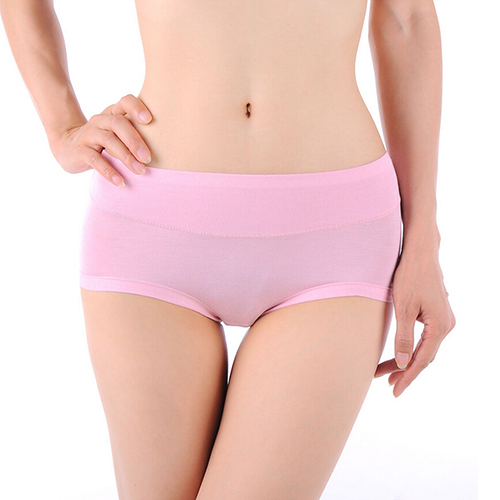 2016 Women's Fashion Sexy Bamboo Fiber Antibacterial Underpants Briefs Underwear