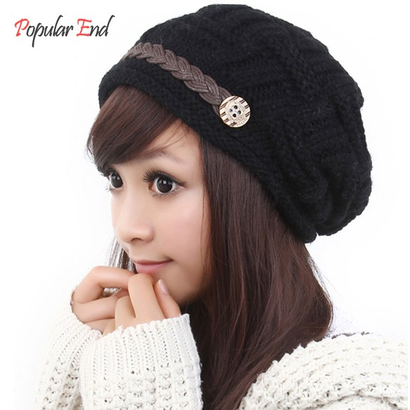 2015 brand style hat winter ski cap skullies hats for