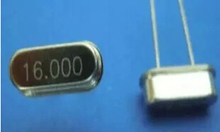 Free Shipping One Lot 10 pcs 16.000 MHz 16 MHz Crystal HC-49/S Low Profile(China (Mainland))