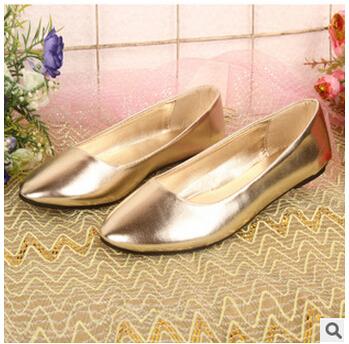 Мода женская обувь твердые патент Кожа PU является высокотехнологичным и высокосортным ...