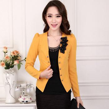 Женщины куртки свободного покроя длинная рукавами женщины верхняя одежда элегантный ...