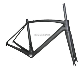 Free shipping DENGFU 2014 New Super Light Full Carbon Road Frame Available to Di2 DF-FM208 with headset
