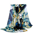 Scarves Shawls Fashion Lady Long Wrap Women s Shawl Chiffon Summer Scarf Echarpes Foulards Cachecol