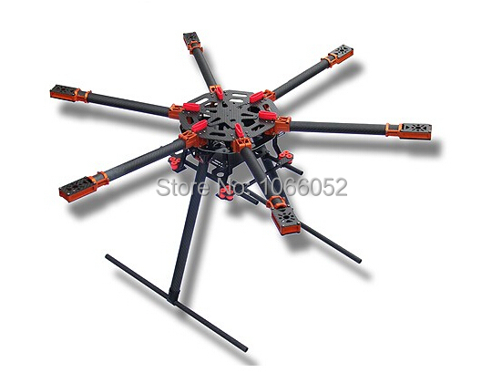 850mm hexacopter, multicopter hexacopter,3K 25mm Carbon Fiber Folding/Foldable Hexacopter UAV Drone Frame Kit,multi-rotor frame<br><br>Aliexpress