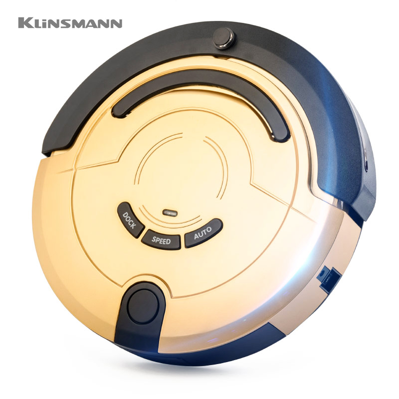 2016 cheapest high-end kitchen cleaning self-recharge vacuum cleaner robot with remotely control and double central brushes(China (Mainland))