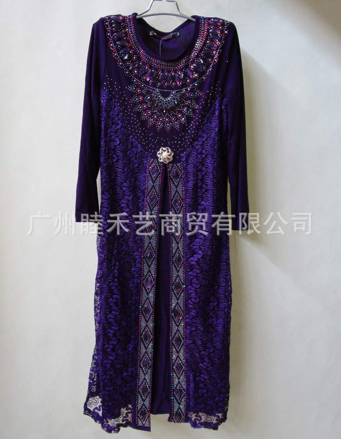 Muslim Women Dress Pictures Limited Hot Sale Children Turkish Abaya Islamic Clothing For Women 2016 Muslim Girls Clothing Abaya(China (Mainland))
