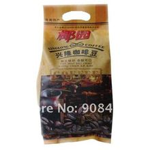 Free Shipping Coffee beans 400g 1 bag Charcoal baked delicious China s Hainan coffee beans Drinks