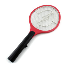 1pcs Cordless Bug Zapper Mosquito Insect Electric Fly Swatter Racket