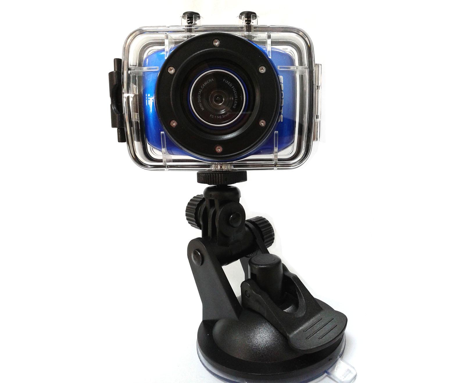 Sport camera Helmet Waterproof Action Camera DVR Camcorder Driving Recorder For Bike/Diving/Surfing/Ski/Skydiving HD 720P camera(China (Mainland))