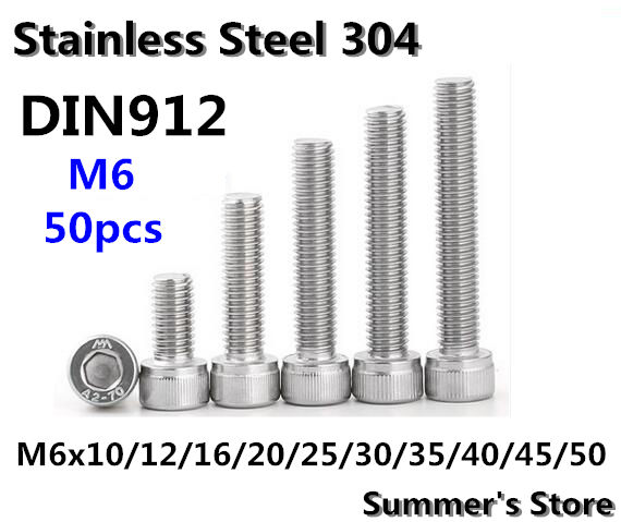 stainless steel hex bolt promotion