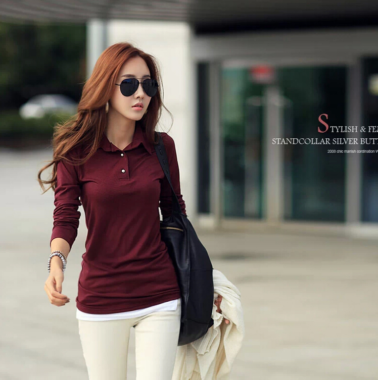Burgundy Shirts For Womens | Is Shirt