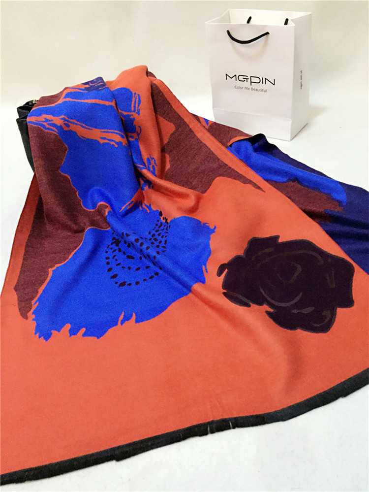 2015 new winter star with fine cashmere shawl scarves warm shawl Ms. Long wholesale manufacturers(China (Mainland))