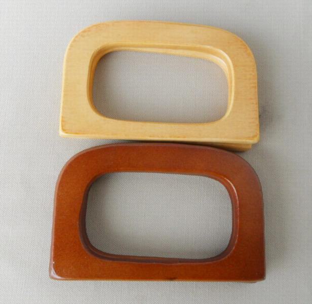 ... de sac de bois bricolage sac faisant accessoires élégante nouvelle