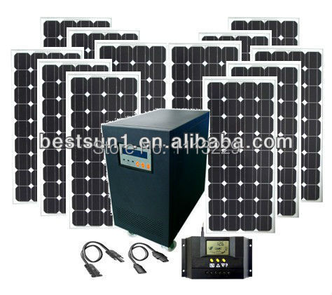 best off grid pv solar power system 20kwatt 20kva 20000 system including utility commumication. Black Bedroom Furniture Sets. Home Design Ideas