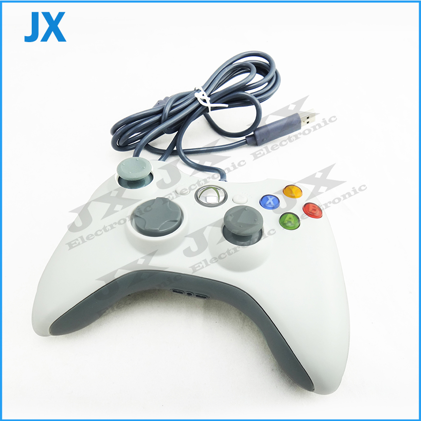 pc usb wired controller for xbox 360 joystick for. Black Bedroom Furniture Sets. Home Design Ideas